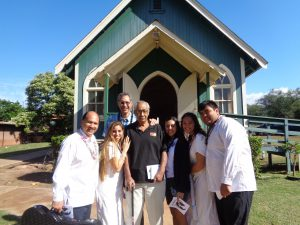 Kalaiakamanu Hou Congregational Church_Deputation Team Moloka'i_1.22.17