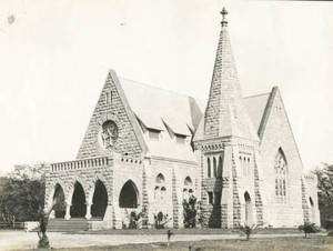 Bishop Memorial Chapel Old Kamehameha Schools Campus