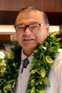 Kahu Sherman Thompson (KS ʻ74)