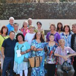 Class of 1969 at the Alumni Memorial Services