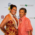 Lu Ann Lankford-Faborito with mother, Mahiki Lankford