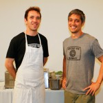 Chef James Walls and Danny Ka'aiali'i of Kaka'ako's Cocina