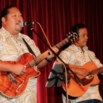 Gala evening entertainment provided by Mark Yamanaka and band