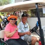 Jackie Mahi Erickson KSKʻ58 and Albert Apo KSKʻ60