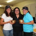 Gladys Ainoa Brandt Cup winners, Lehuanani Abrigo KSKʻ88 and Nadine McNichol Jacang KSKʻ88.