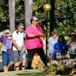 Class of 1970 present their hoʻokupu