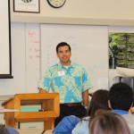 Dustin Clevenger KSK'00, Kamehameha Schools Director of Internal Audit