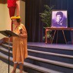 Ka ʻolelo baibala Proverbs 31:10-2, 27-31 offered by Ellen Kahanu Raiser KSK'64