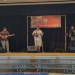Entertainment at the 6th Annual KSAA East Hawaii Scholarship Lūʻau