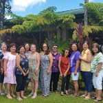 Class of 1971 celebrated their 45th Reunion at the 6th Annual KSAA East Hawaii Scholarship Lūʻau