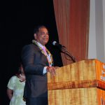 Co-chair Corbett Kalama