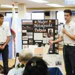 KS Maui students John Williamson and Justin Shiffler II