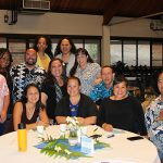 Class of 1992 ready to kick off their 25th Reunion at the Poʻo Kula Reception.