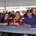 Judges were from the class of 1983 – Anna Peahu, Noe Kaʻaina and Darrell Bactad.