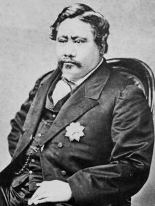 Birthday of King Kamehameha V Lot Kapuāiwa