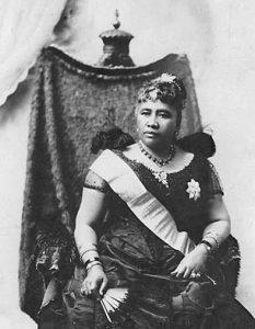 Birthday of Queen Lili'uokalani