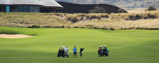 5th Annual Pauahi Golf Series at Nanea tees off for scholarships