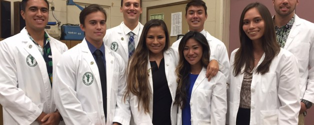 Eight KS alumni have been accepted to the John A. Burns School of Medicine.